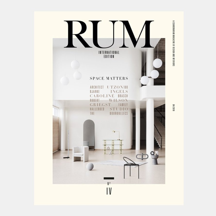 rum scandinavian design magazine