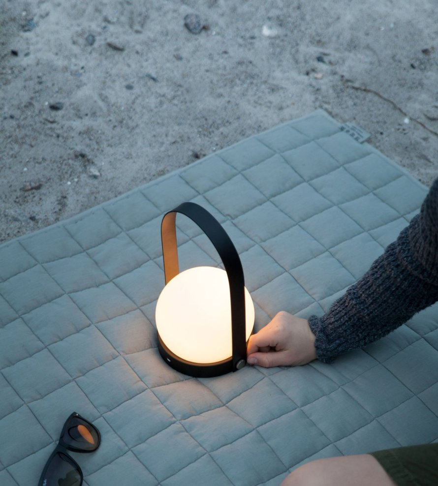 carrie lamp outdoor living summer hygge