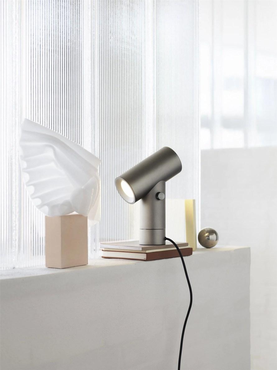 beam lamp muuto interior window