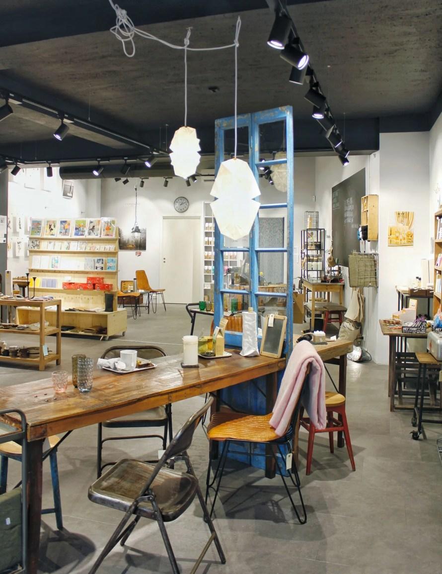 byBrun inside store interior sandnes