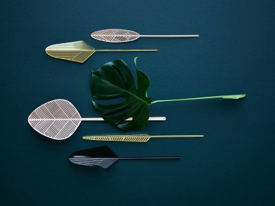 leaflike luciekaas decor pieces scandinavian