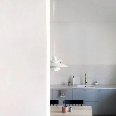 scandinavian feeling home kitchen ph lamp