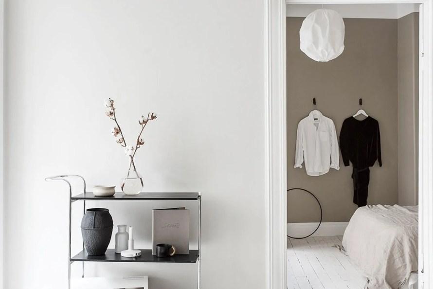 beige room calm cozy scandinavian