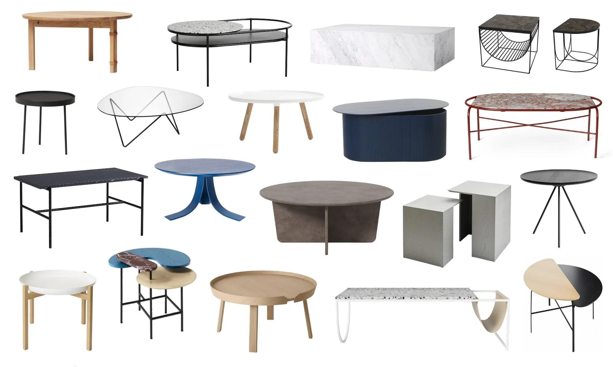 The Best Scandinavian Design Coffee Tables