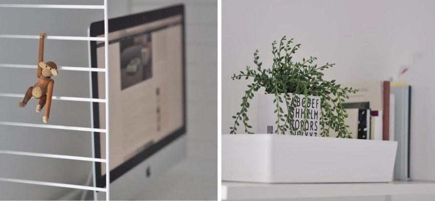 productivity calm work space tips decor