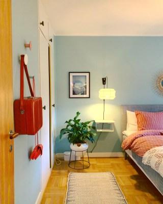 Mylifeinmulticolor 1 bedroom retro