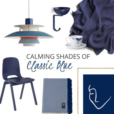 scandinavian feeling classic blue pantone 2020 header