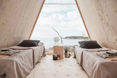 thatscandinavianfeeling airbnb finland interior cozy view