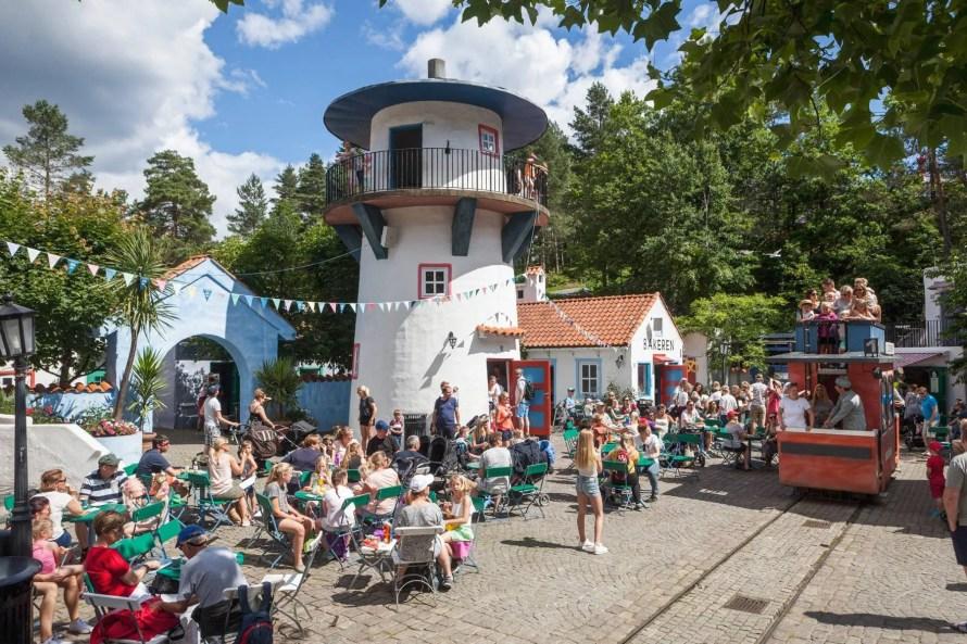 kristiansandamusementpark nordic travel kids kardemommeby