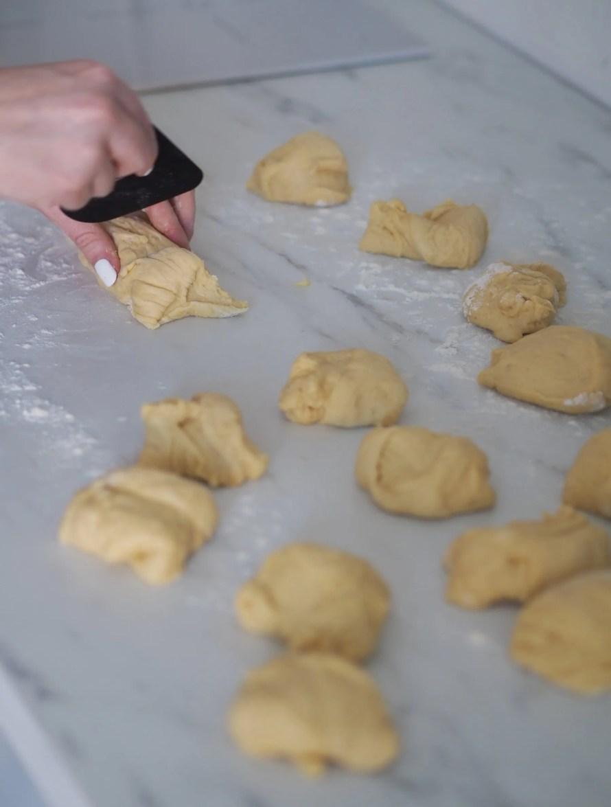thatscandinavianfeeling fastelavnsboller recipe hygge dough closeup