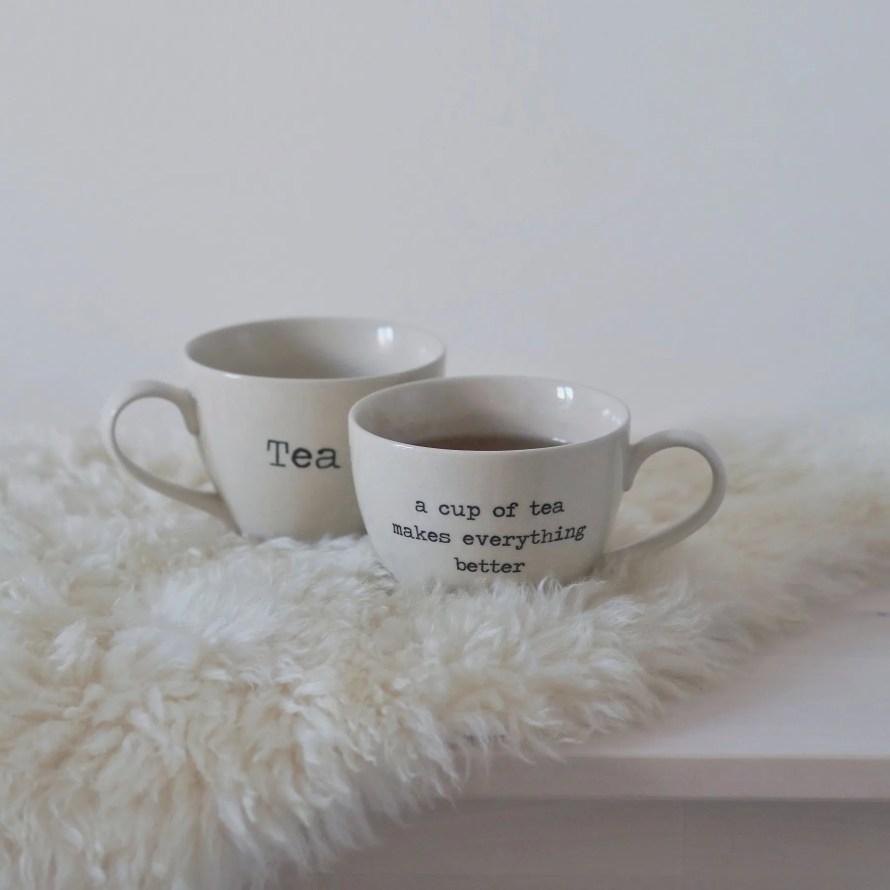 IStayAtHome scandinavianfeeling tea hygge