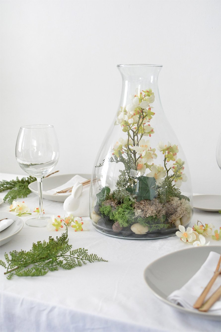 Easter DIY ipnspiration spring terrarium scaled