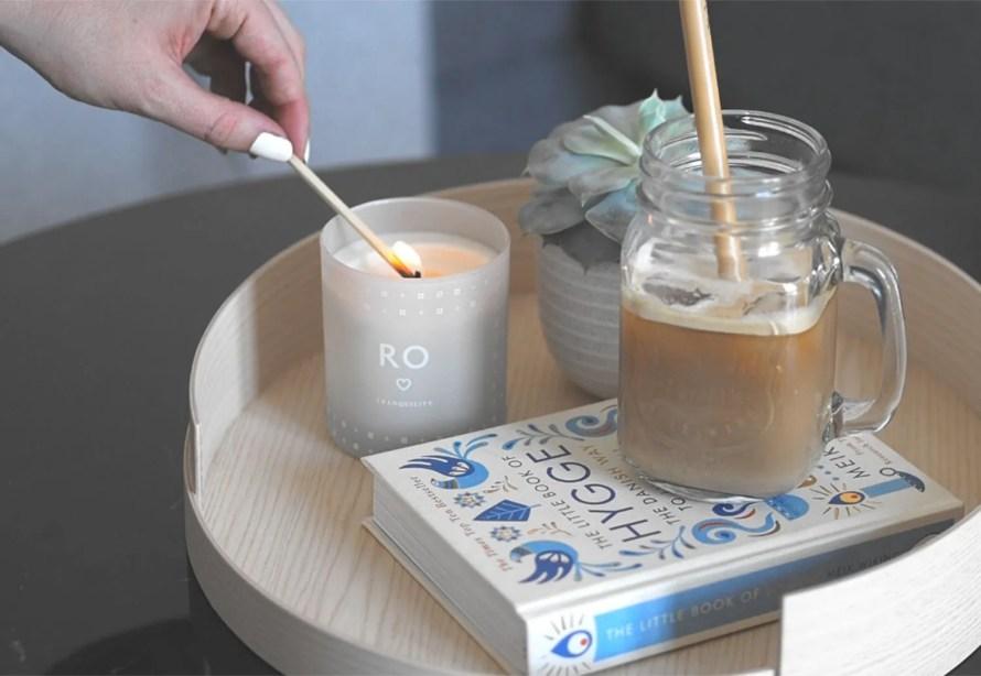 thatscandinavianfeeling summer hygge home candle