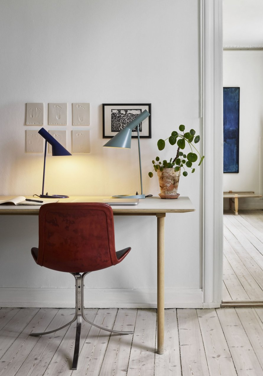 scandinavian feeling table lamp AJ louispoulsen scaled