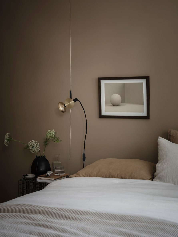 scandinavian feeling bedroom cozy hygge beige 1