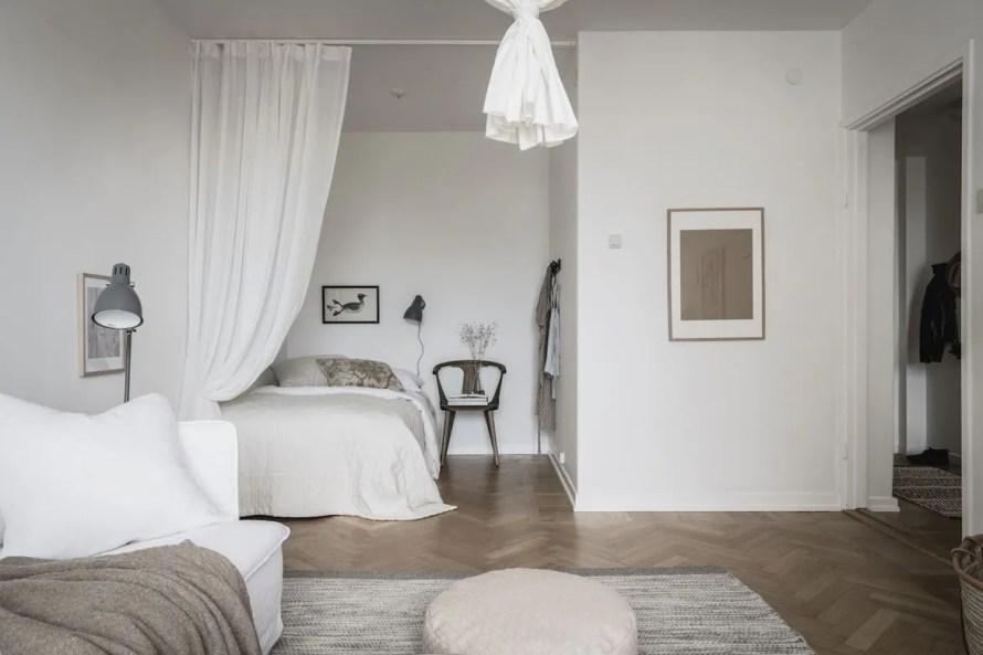 scandinavian feeling bedroom cozy hygge wall 1 1