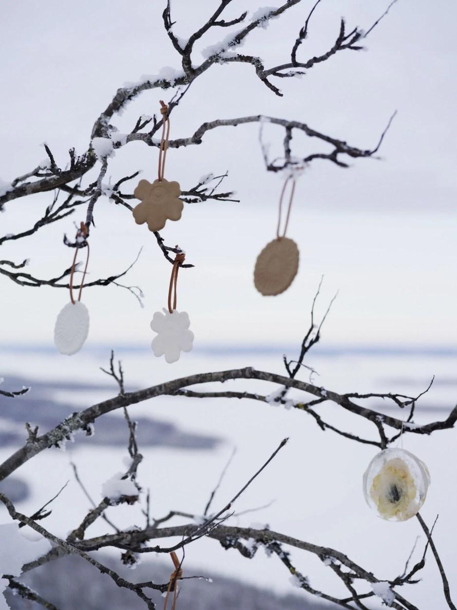 that scandinavian feeling christmas tree ornament marimekko nordic decor