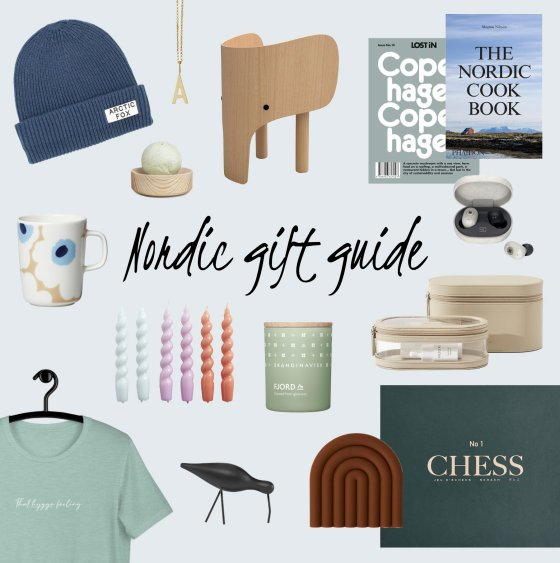 that scandinavian feeling gift guide