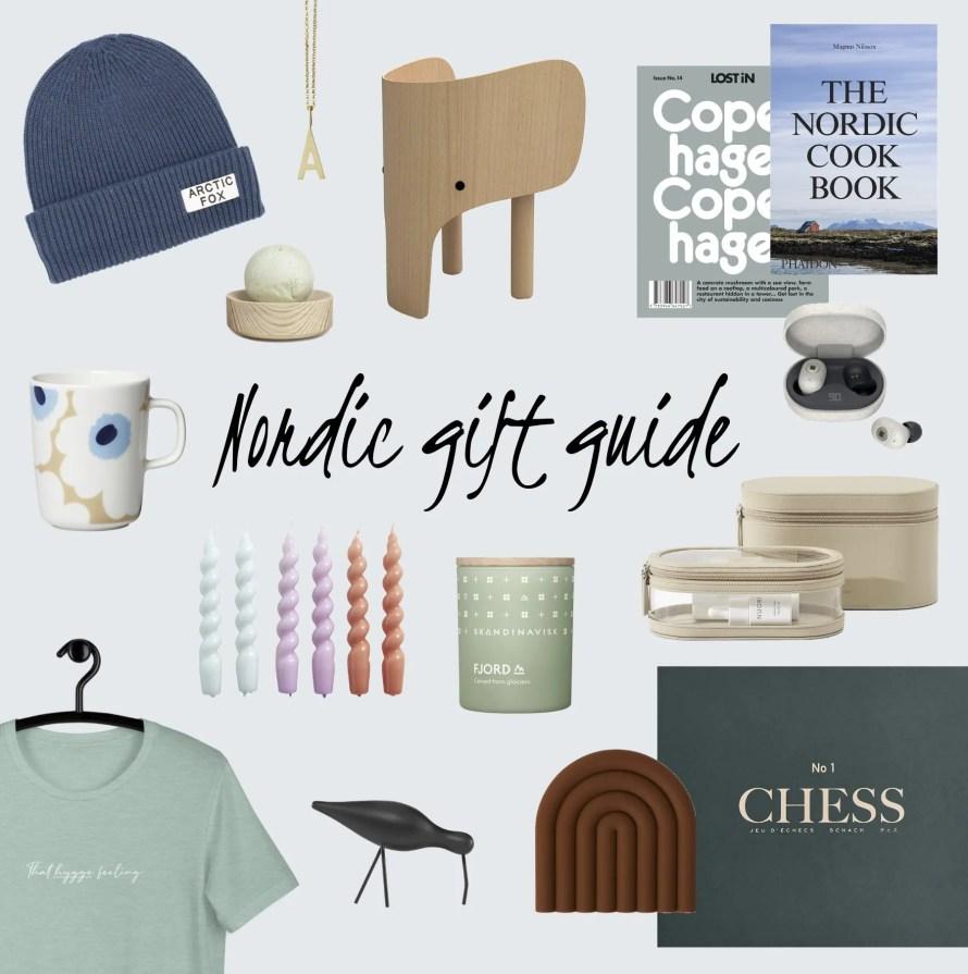 that scandinavian feeling gift guide