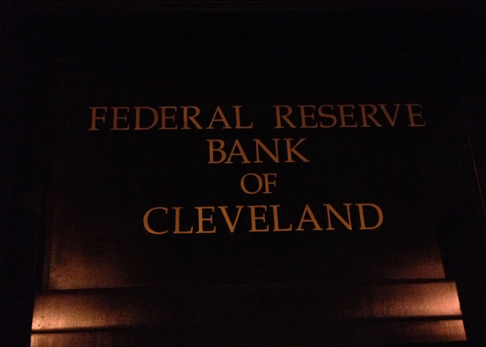 The Federal Reserve Bank In Cleveland