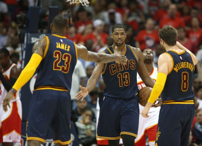 Cavs Up 2-0 In Eastern Conference Finals