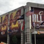 Quicken Loans Arena Is All In CLE!