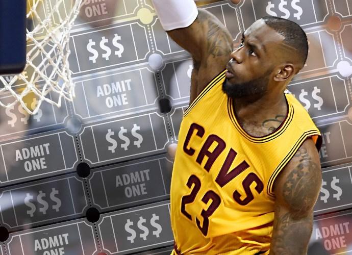 LeBron Money