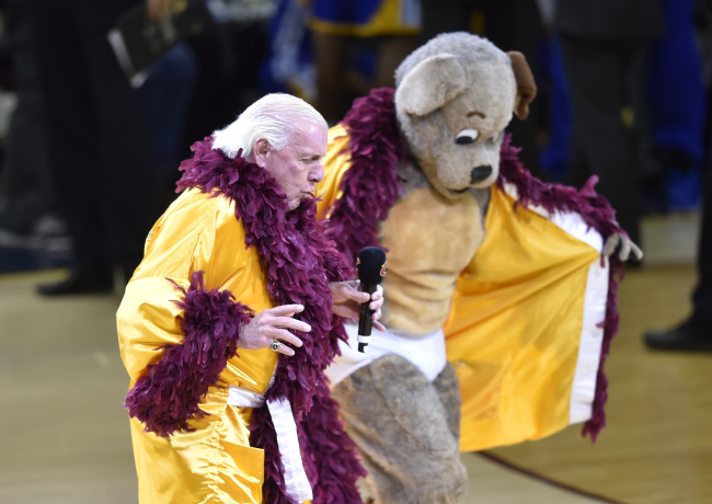 Ric Flair In Cleveland