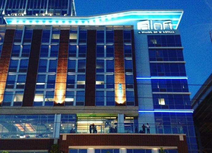 Aloft Cleveland