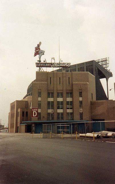Cleveland Stadium