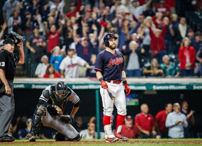 Kipnis Walk Off 9.19.2018