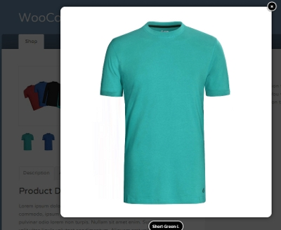 WooCoomerce Plugin To Show Many Images For A Single Product