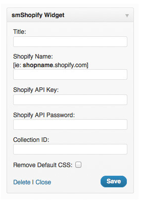Best WordPress Plugin to Add Shopify Widget in Blog