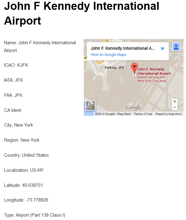 Best WordPress Plugin To Add World Airports Directory