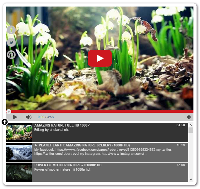 Best WordPress Plugin To Add YouTube Video Player, Playlist