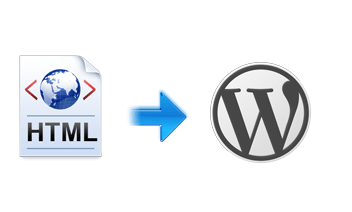 How To Easily Convert An HTML Theme In To A WordPress Theme