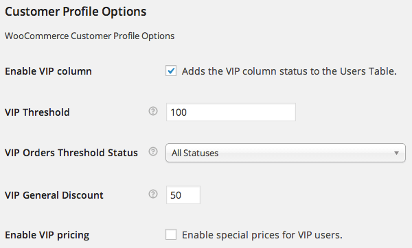 Enable Premium Customers Pricing, Discounts In WooCommerce