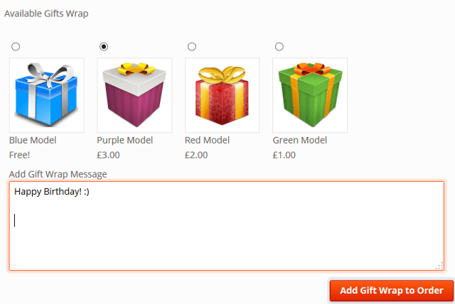 Let Customers Gift Wrap Products In WooCommerce Store