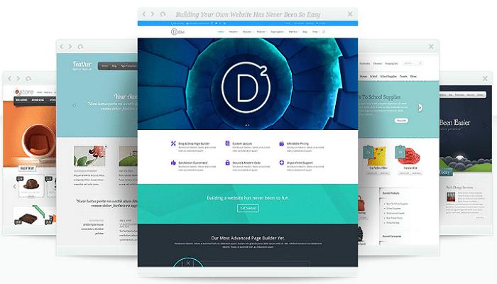 Elegant WordPress Theme Framework