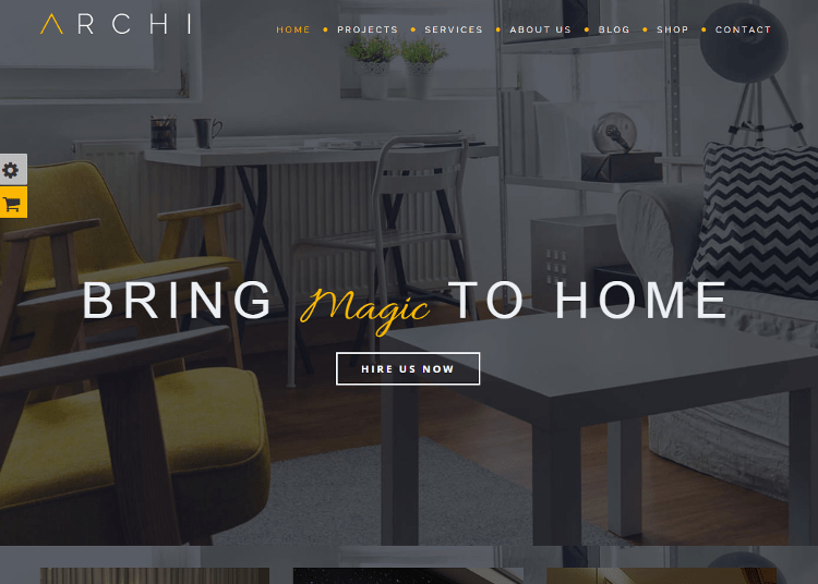 Archi WordPress Theme