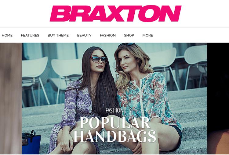 Braxton WordPress Theme
