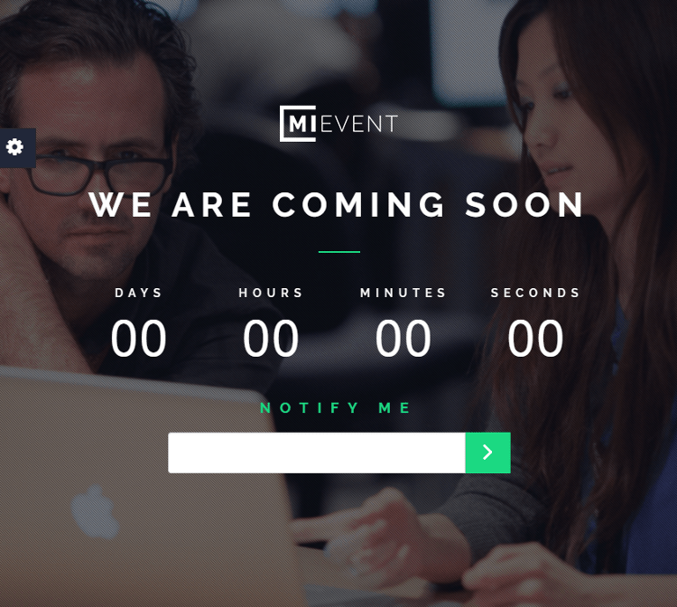 MiEvent WordPress Theme