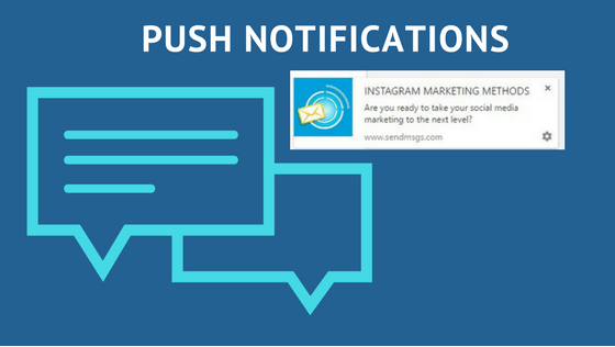 Future of website communication: Push notification tools