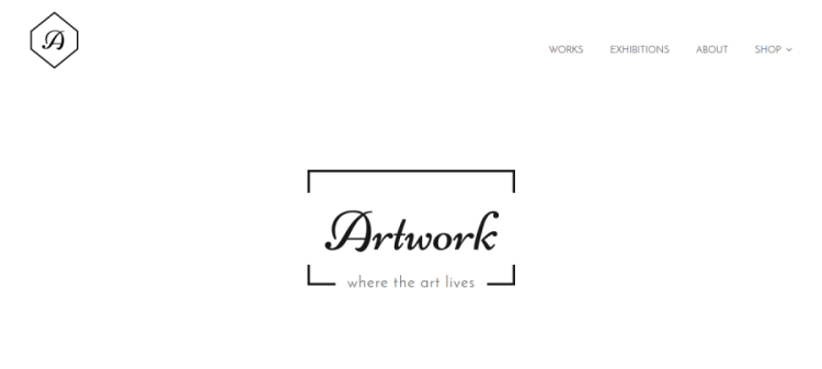 Artwork Lite WordPress Theme