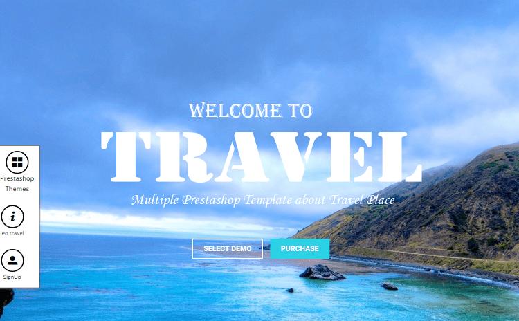 Leo Travel PrestaShop Theme