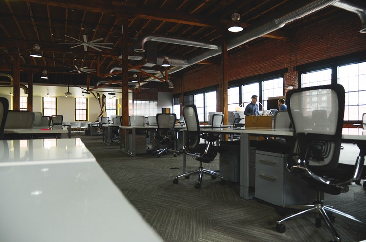 Find a suitable workplace for Online Startup Business