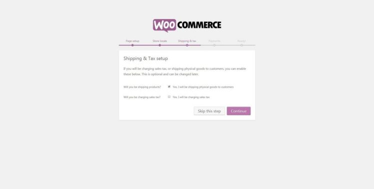 Choose to sell physical or digital products in WooCommerce