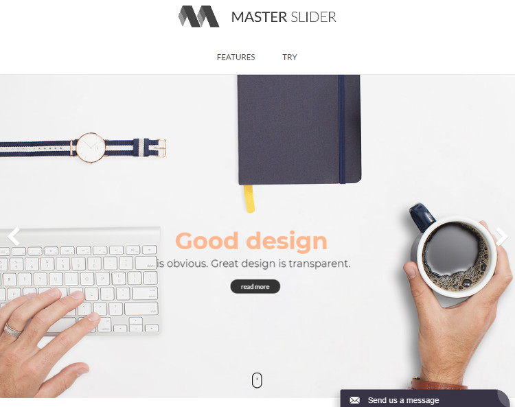Master Slider WordPress Plugin