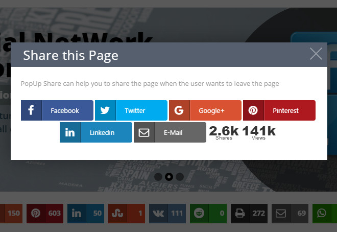 Social Share and Locker WordPress Plugin
