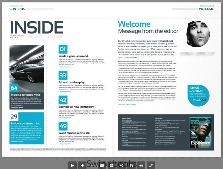 Real3D Flip Book WordPress Plugin